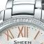 นาฬิกา คาสิโอ Casio SHEEN MULTI-HAND SHE-3058 series รุ่น SHE-3058D-7A ของแท้ รับประกัน1ปี thumbnail 2