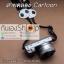 สายคล้องกล้องลายการ์ตูน Panda Strap สีดำ thumbnail 5