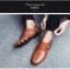 รองเท้าหนังลำลอง MMS2192 thumbnail 5