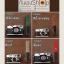 สายคล้องกล้อง cam-in สีพื้นเส้นเล็ก แบบห่วง 25 mm thumbnail 16