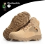 รองเท้าหนัง DELTA ข้อสั้น (สีทราย) เบอร์ EUR 45 เทียบ US 12 (290 มม.) thumbnail 1
