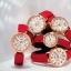 นาฬิกา คาสิโอ Casio SHEEN RED COLOR SERIES รุ่น SHE-5023GL-7B ของแท้ รับประกัน1ปี thumbnail 2