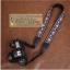 สายคล้องกล้องลายปัก cam-in Rose Vine in the dark thumbnail 8