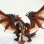 Hi-Blitz E-Capcom Monster Hunter King of Sky Rathalos Action Figure [ Pre-owned ] thumbnail 3