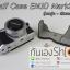 Half Case EM10 Mark 3 ฮาฟเคสกล้องหนัง EM10 Mark III Olympus รุ่นเปิดแบตได้ thumbnail 8