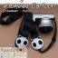 สายคล้องกล้องลายการ์ตูน Panda Strap สีดำ thumbnail 1