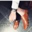 รองเท้าหนังลำลอง MMS2192 thumbnail 4