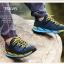 รองเท้าผ้าใบหนังแท้ ยี่ห้อ Merrto รุ่น 8619 สีกรมท่า thumbnail 3