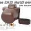 เคสกล้อง Case Olympus EM10 Mark3 ตรงรุ่น เลนส์ Zoom 14-42 mm thumbnail 14