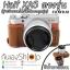 เคสกล้อง Half Case Fujifilm XA5 รุ่นเปิดแบตได้ ตรงรุ่น ใช้ได้ครบทุกปุ่ม thumbnail 1