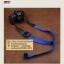 สายคล้องกล้องปรับสายสั้นยาวได้ Cam-in รุ่น Ninja สีน้ำเงินสว่าง 38 mm thumbnail 5