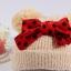 CH115-36 หมวกไหมพรมกันหนาวบุขนนุ่มเพิ่มความอบอุ่น สีสวย สำหรับเด็ก 2-8 ปี พร้อมส่ง thumbnail 3
