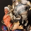 Tsume ASURA'S WRATH HQS Statue Limited Edition: 500 pieces. NEW thumbnail 2