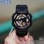 """นาฬิกา Casio 10 YEAR BATTERY AEQ-110 series รุ่น AEQ-110W-1A3V """"Black & Rose Gold"""" ของแท้ รับประกัน 1 ปี thumbnail 4"""