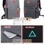 กระเป๋าเป้ใส่กล้อง สะพายหลัง รุ่น Glow Backpack ชาร์จแบตมือถือได้ thumbnail 6