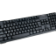 Signo KB-651Blk Standard Keyboard with PS/2 thumbnail 1