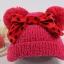 CH115-36 หมวกไหมพรมกันหนาวบุขนนุ่มเพิ่มความอบอุ่น สีสวย สำหรับเด็ก 2-8 ปี พร้อมส่ง thumbnail 4