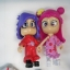 Hi Hi puffy Ami&Yumi ตุ๊กตาเปลี่ยนเสื้อ thumbnail 1