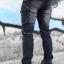 กางเกงยีนส์ Jeans The Tank รุ่น GZ สีเทา thumbnail 7
