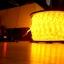 ไฟท่อ LED 2 สาย กลม สีเหลือง 100 M เกรด A thumbnail 6