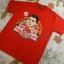 เสื้อยืดการ์ตูน ลาย SUAREZ สีแดง thumbnail 2