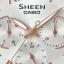 นาฬิกา คาสิโอ Casio SHEEN MULTI-HAND SHE-3058 series รุ่น SHE-3058LTD-7A ของแท้ รับประกัน1ปี thumbnail 5