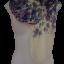 ผ้าพันคอ แฟชั่น(ดอกกุหลาบสีฟ้าน้ำตาล)