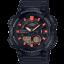 """นาฬิกา Casio 10 YEAR BATTERY AEQ-110 series รุ่น AEQ-110W-1A2V """"Black & Rose Gold"""" ของแท้ รับประกัน 1 ปี thumbnail 1"""