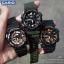 """นาฬิกา Casio 10 YEAR BATTERY AEQ-110 series รุ่น AEQ-110W-1A2V """"Black & Rose Gold"""" ของแท้ รับประกัน 1 ปี thumbnail 8"""