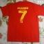 เสื้อยืดการ์ตูน ลาย SUAREZ สีแดง thumbnail 4