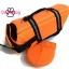 เสื้อชูชีพสุนัข Dogtalog แบบมีรองคอถอดได้ : สีส้ม thumbnail 4