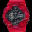 นาฬิกา Casio G-Shock GA-110CR เจลลี่ใส CORAL REEF series รุ่น GA-110CR-4A (เจลลี่แดงทับทิม) ของแท้ รับประกัน1ปี thumbnail 1