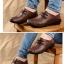 รองเท้าหนังลำลอง MMS2218 thumbnail 12