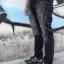 กางเกงยีนส์ Jeans The Tank รุ่น GZ สีเทา thumbnail 6