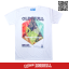 เสื้อยืด OLDSKULL : EXPRESS 113 NATIONALITY COLORING | WHITE