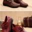 รองเท้าหนังลำลอง MMS2218 thumbnail 8