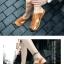 รองเท้าหนังลำลอง MMS2307 thumbnail 7
