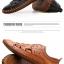 รองเท้าหนังลำลอง MMS2289 thumbnail 26