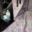 ผ้าปูกันเปื้อนในรถยนต์ : สีเทาลายหัวใจ thumbnail 5
