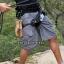 กางเกงขาสั้น Taro (สีเทา) thumbnail 2