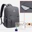 กระเป๋าเป้ใส่กล้อง สะพายหลัง รุ่น Glow Backpack ชาร์จแบตมือถือได้ thumbnail 24