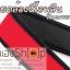 สายคล้องกล้อง นีโอพลีน ยาง neoprene หนานุ่ม สีแดงขอบดำ thumbnail 4