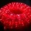 ไฟท่อ LED 2 สาย กลม สีแดง เกรด A thumbnail 1
