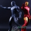 IRON MAN MARK IV (MK4) 1/6TH SCALE Collectible Figurine Grey Limited Edition thumbnail 5
