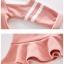 C117-52 เสื้อกันหนาวเด็ก สีชมพู บุขนนุ่มด้านในเพิ่มความอบอุ่น ลายสวย ผ้านุ่ม อุ่นสบาย size 110-160 thumbnail 4