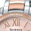 นาฬิกา คาสิโอ Casio SHEEN MULTI-HAND SHE-3058 series รุ่น SHE-3058SPG-4A ของแท้ รับประกัน1ปี thumbnail 4