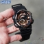 """นาฬิกา Casio 10 YEAR BATTERY AEQ-110 series รุ่น AEQ-110W-1A3V """"Black & Rose Gold"""" ของแท้ รับประกัน 1 ปี thumbnail 2"""
