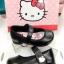 CH02รองเท้านักเรียนสีดำคิตตี้รุ่น KTZ-648 ซิปแซป(ตีนตุ๊กแก) ของแท้ 100% ป้ายครบ ใส่สวยไม่มีเอ้าท์ น้ำหนักเบาสบาย thumbnail 1