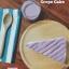 Purple Poteto Crepe Cake thumbnail 1