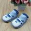 รองเท้าถุงเท้าพื้นยางหัดเดิน 2 in 1 (11,12,13,14,15,16 ซม.) thumbnail 1